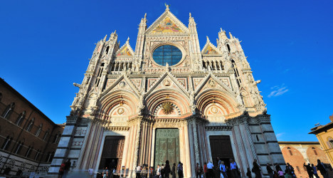 Stairway to heaven: Siena cathedral opens roof tour