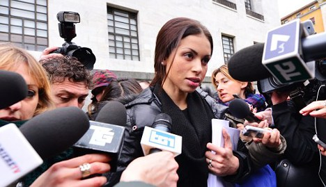'Ruby the Heart Stealer' testifies at pimping trial