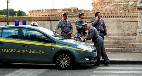 Fake colonel arrested in southern Italy