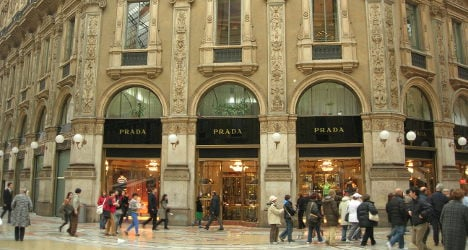 Prada profits driven by love for leather