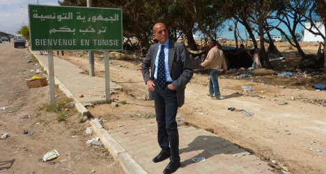 Italian journalist missing in Syria is alive