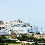 9. Ostuni: The 'White Town' on the back of Italy's heel is an architectural delight and a bather's paradise. Photo: Michele Vangelista