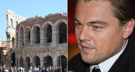 Celebrities with houses in Italy