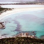 5. Villasimius: Tired of Sardinia yet? Thought not. Located near the island's capital Cagliari, the town is home to the protected natural marine area of Capo Carbonara. Photo: Public domain