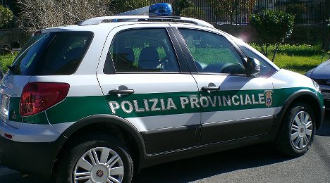 Mafia boss arrested in southern Italy