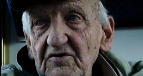 Homeless man who ate with Churchill dies