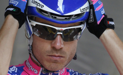 Italian cyclist charged with doping