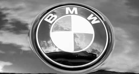 Ex-Lombardy governor's BMW up for sale