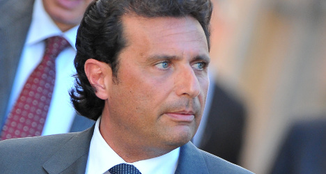 'Italy's most hated man' on trial over ship wreck