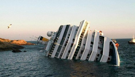 Italian court jails five over cruise ship disaster