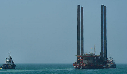 One missing after Italian oil rig sinks