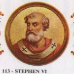 In Pope Stephen VI's book, revenge was best served while dead. To get back at his predecessor Pope Formosus, he had his body exhumed and put on trial. The corpse was found guilty of numerous charges, including performing the role of a bishop after he had been deposed. In what was later seen as a message from God, a deadly earthquake struck and Pope Stephen was arrested and thrown in a dungeon, where he died in 897.Photo: Wikipedia