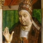 It seems that back in the 1470s, anything went under Sixtus IV's reign: not only did he have six illegitimate children, but one child was the result of an affair with his sister. Still, there was one rule for the Pope and another for his mignons. He made money by taxing church prostitutes and making priests pay to keep mistresses. But it wasn't all play: Sixtus is the man behind the establishment of the Sistine Chapel.Photo: Wikipedia