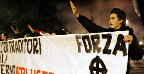 Neo-Nazis prepare to 'party' in Milan