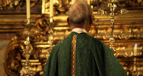 Priest must pay €700,000 over alleged child abuse