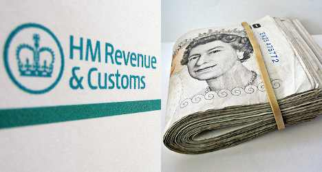 UK tax scam traced to Italy
