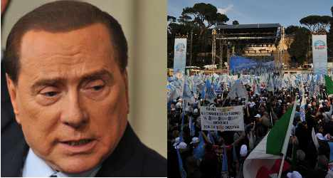 'Illegality and wealth' attract Berlusconi voters
