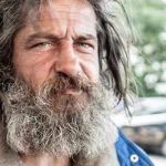 """""""I took this photograph in the Garbatella neighbourhood; it's the true Rome. You find people that really understand the culture; this man was very expressive.""""Photo: Humans of Rome/Marco Massa"""
