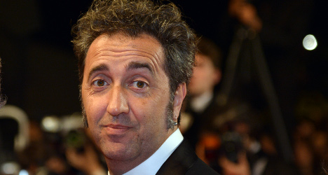Sorrentino's The Great Beauty bids for Oscar