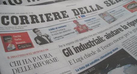 Italy sparks row over 'Breivik Party' reports