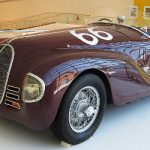 The AAC 815 was the first racing car designed by Enzo Ferrari in 1940.Photo: Arnaud 25/Wikicommons