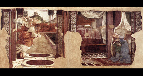 Italy assured famous painting is 'safe' in Israel