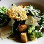 """Despite the famous name, Caesar salad is not Italian. Like many """"fake"""" Italian dishes, Zenti says it was most likely invented by an Italian émigré trying to adapt their recipes to local tastes.Photo: Ewan Munro/Flickr"""