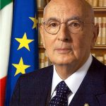 Popular GIORGIO NAPOLITANO, referred to in the media as Re Giorgio (King George)  is Italy's longest serving president of the Italian Republic. When his seven-year term expired in April 2013, Napolitano reluctantly agreed, at the age of 87, to stand again amid a political deadlock following a general election in February which had produced no clear winner.Photo: Wikicommons