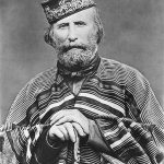 """Born in 1807, GIUSEPPE GARIBALDI, a central figure in the Italian Risorgimento, which eventually led to a unified Italy, is considered as one of country's """"founding fathers of the fatherland"""".  He became General of the Roman Republic in 1949.Photo: Wikicommons"""