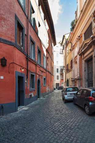 In pictures: Italy's smallest house