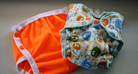 Woman tries to smuggle €80k stashed in nappies