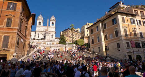 Rome is one of the world's friendliest cities