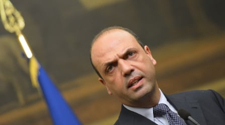 Italy calls for European help over refugee influx