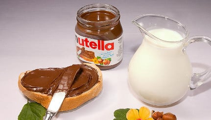 Nutella? It's got your name on it