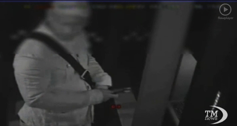 VIDEO: 'Thieves use forks to fleece ATMs'