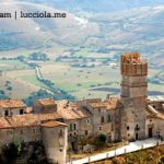 Dunham recommends eating dinner at the Locanda delle Streghe in Castel del Monte (pictured).Photo: Sam Dunham