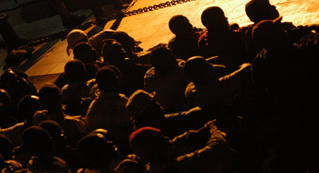 Nearly 700 immigrants rescued off Sicily