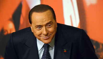 Berlusconi 'will have clout even as an ex-MP'