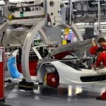 Foreign orders boost Italian industry