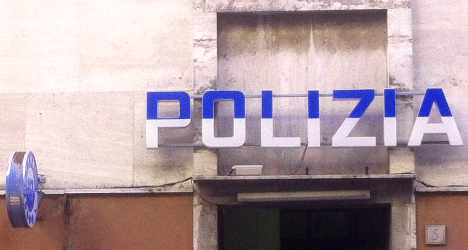 Policemen arrested for robbing immigrants