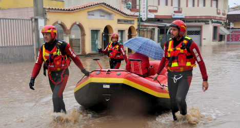 Day of mourning for Sardinia flood victims