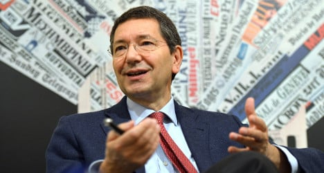 Rome mayor supports gay marriage