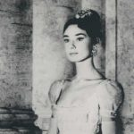 AUDREY HEPBURN - The film and fashion icon fell in love with Rome when making the film Roman Holiday in 1953, and later lived there for nearly 20 years.