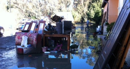Maid fired for helping sister in Sardinia floods