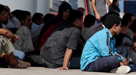 Italy shipwreck migrants were raped and tortured
