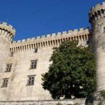 CASTELLO ORSINI-ODESCALCHI, Lazio. Tom Cruise and Katie Holmes are among several high-profile couples to have wed at the castle near Rome, one of the largest and best-preserved in Italy. It was built for Pope Nicholas II in the 1270s and is believed to be haunted. Photo: BlackCat/Wikimedia Commons
