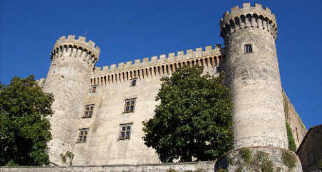 Seven of Italy's historical sites for sale