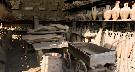 'Pompeii needs an archaeologist at the top'