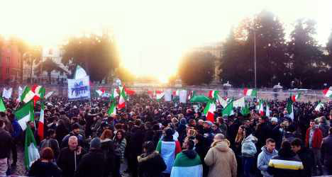 Social unease builds in Italy as crisis takes toll