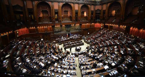 Italy's government to scrap party funding